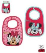 Bavoirs Disney  minnie