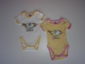Lot 2 body bébé fille