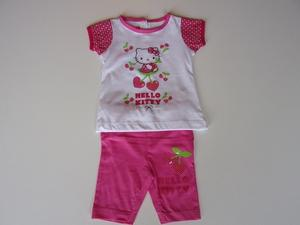 Ensemble  hello kitty Bébé fille
