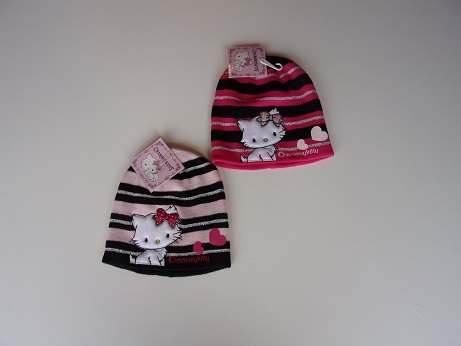 Bonnet charmmykitty enfant fille